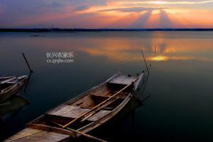 长兴仙山湖