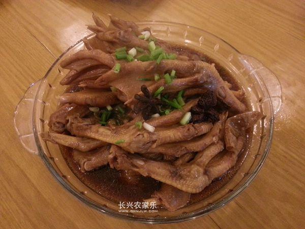 鸭爪长兴农家菜