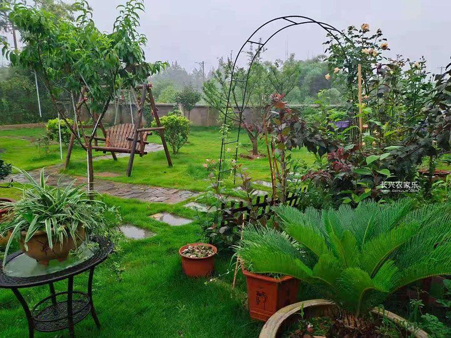 农家乐花园